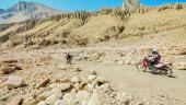 honda crf bike tour in nepal