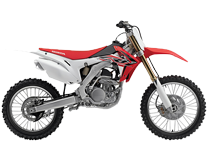 Honda CRF 250cc Rent in Nepal
