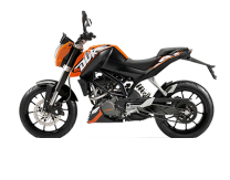 Ktm duke 200cc rent in Nepal