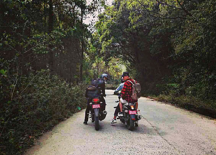 day ride to suryachaur