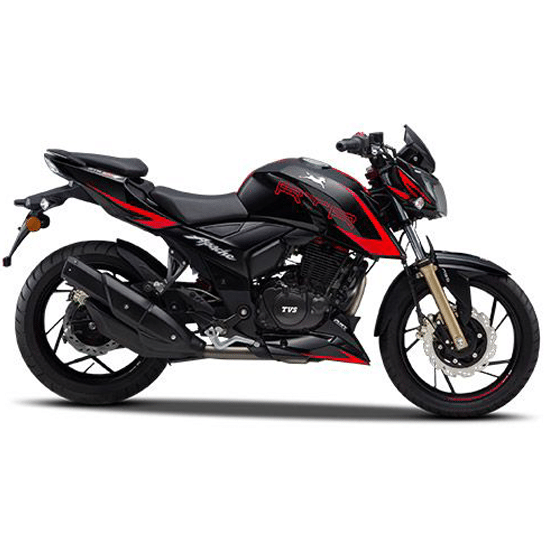 Apache RTR 200cc rent in Nepal