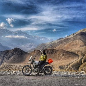 royal enfield himalayan hire in nepal