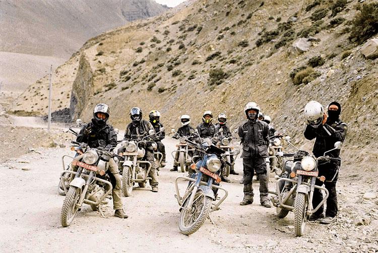 weir sukollawat kanarot trip to mustang, nepal