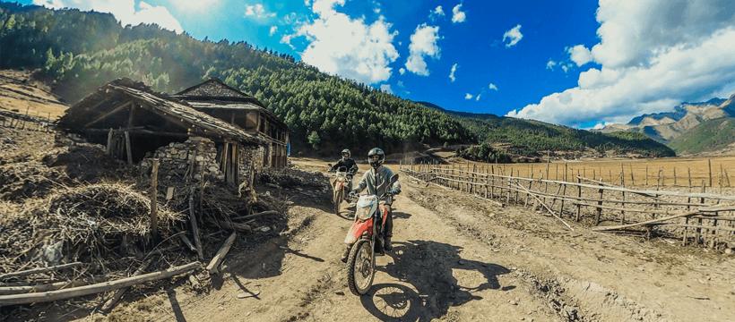 honda bikes rent in nepal
