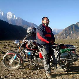 buddha ratna city motorbike team