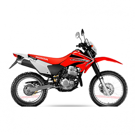 honda motorbikes rent in nepal