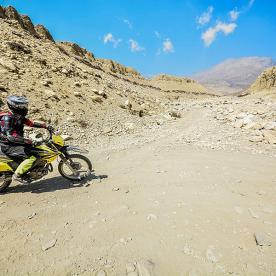 offroad motorbike trip in nepal