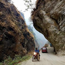 ktm duke bikes for rent in nepal