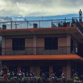 bullet bike tour in mustang