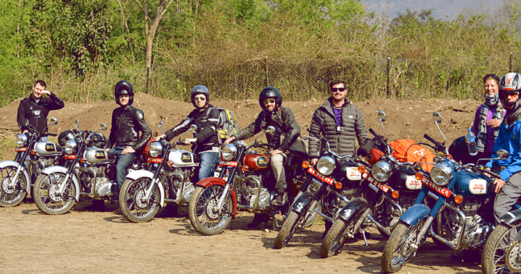 best of nepal motorbike tour