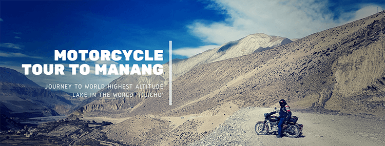 bike tour to manang
