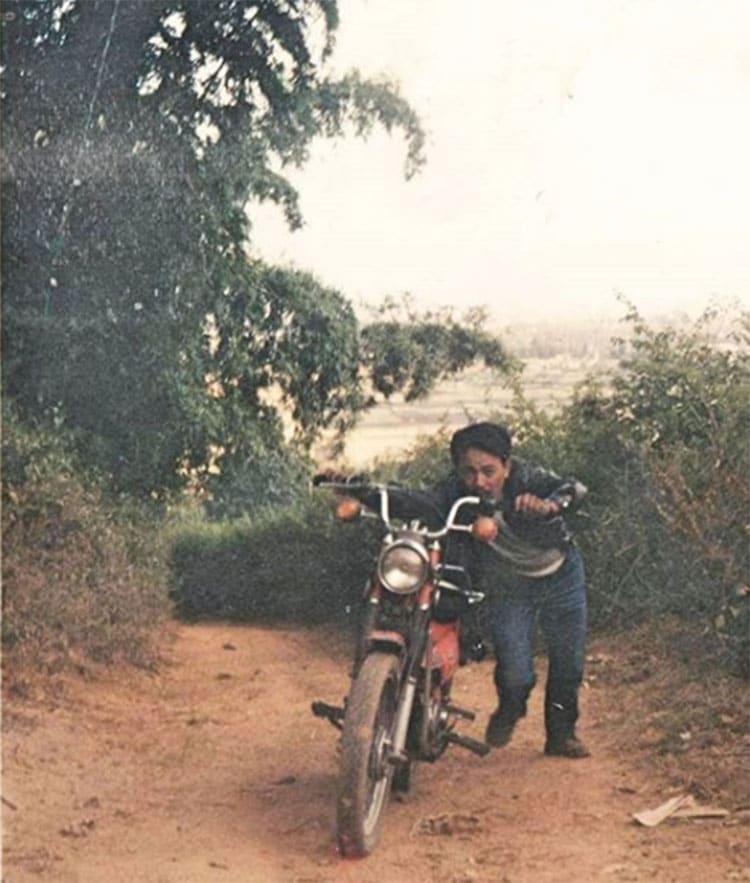 tirtha maharjan citymotorbike
