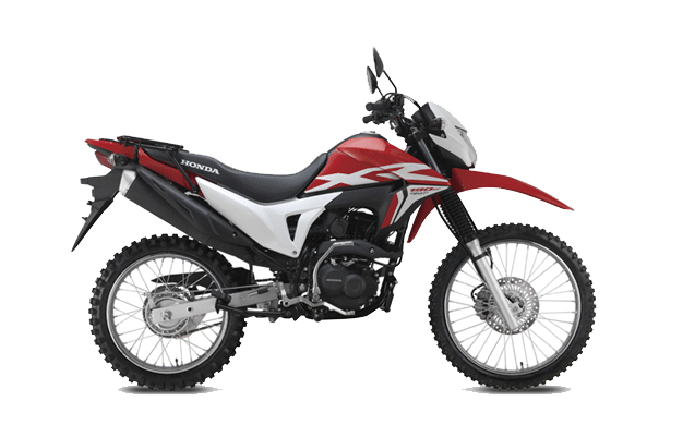 Honda xr 190cc rent in Nepal