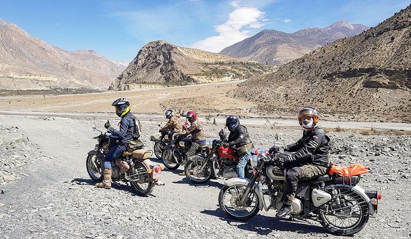 bike tour with citymotorbike
