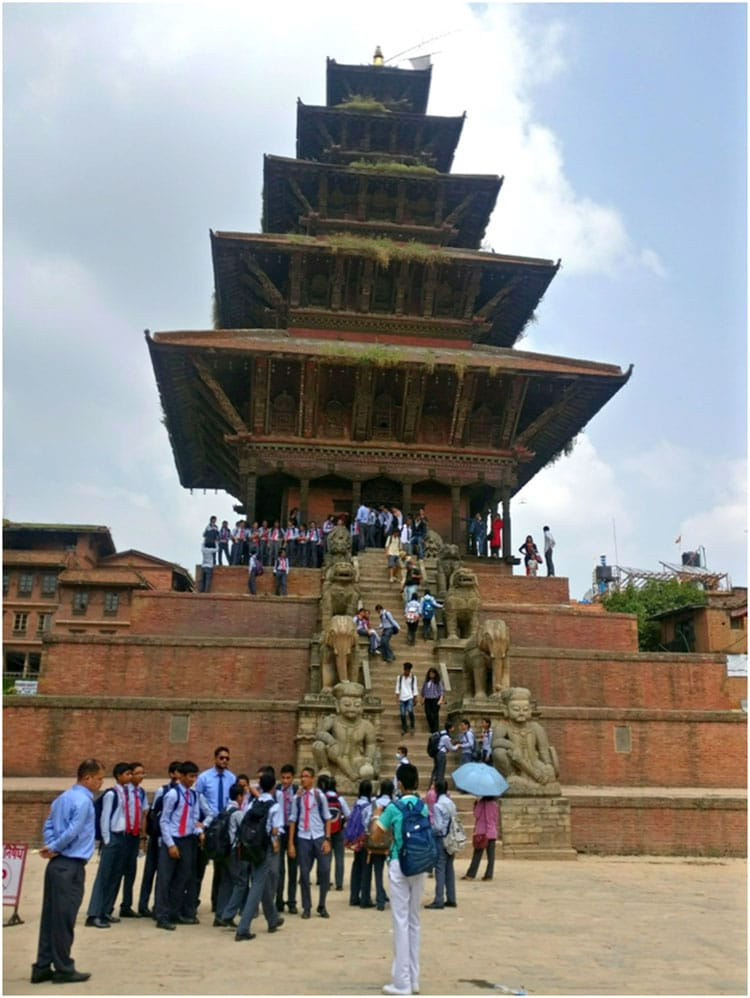 Bhaktapur travel blog by Bhawna