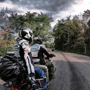 motorbike-ride-to -Pokhara