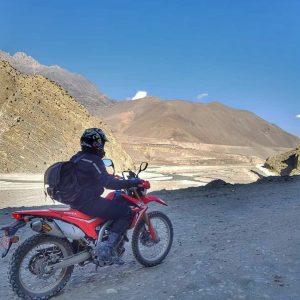 honda crf rental in nepal