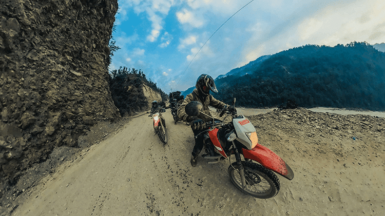 hondaxr rent in nepal