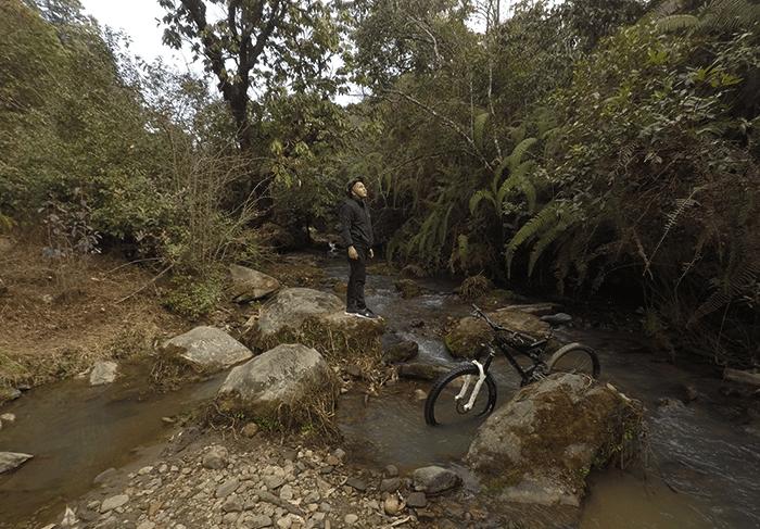 cycling tour in kathmandu