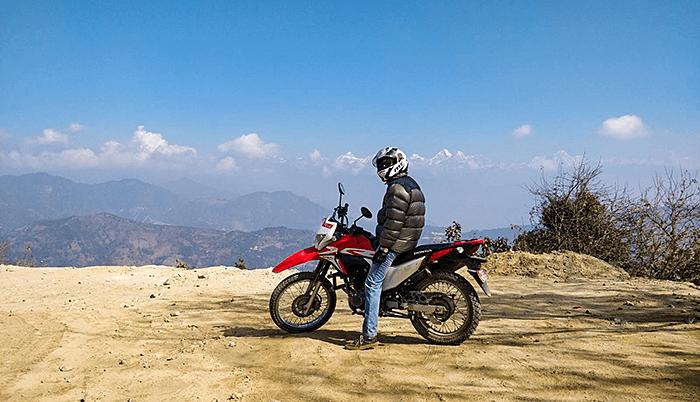 offroading trip in kathmandu