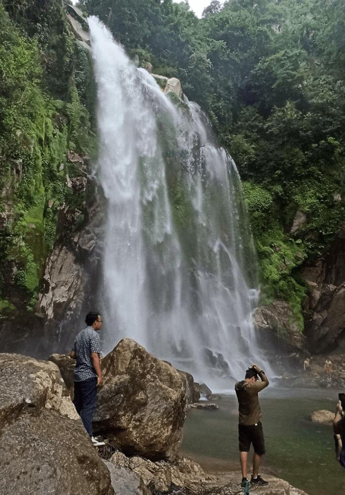 how to reach mohini jharana nepal