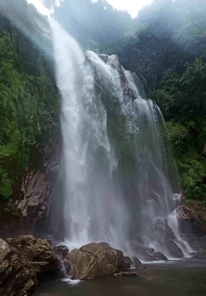 mohini jharana waterfall